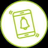 Custom Mobile Alerts